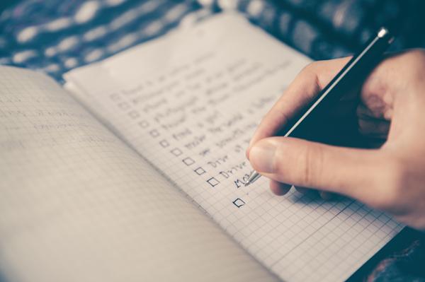 Workers' Compensation Claim Checklist