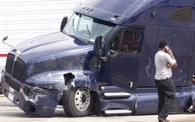 You got into a car accident on the job. Now what?